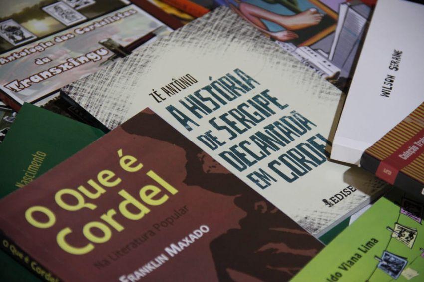 Literatura de Cordel pode compor grade curricular das escolas sergipanas