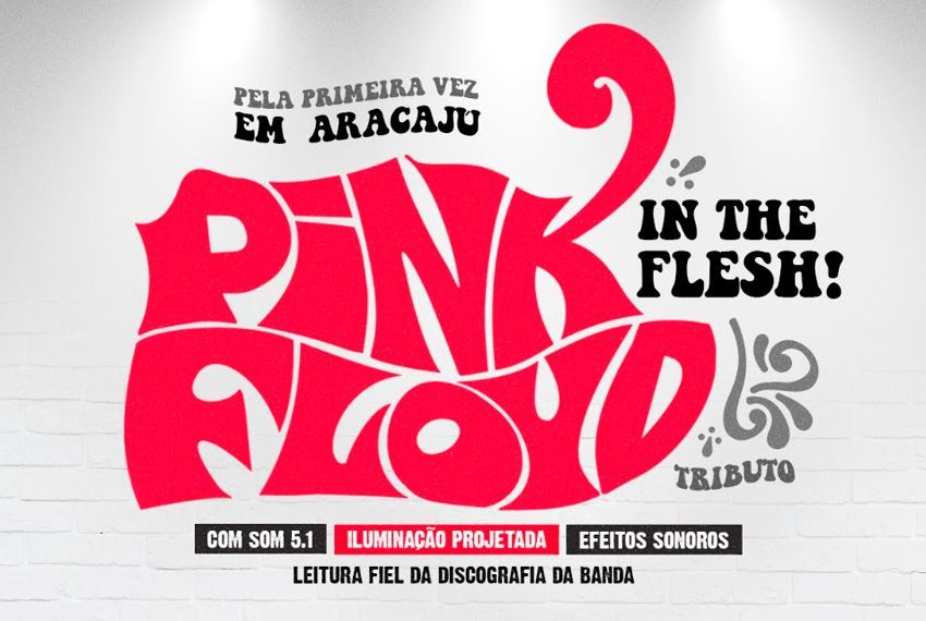 Pink Floyd in the Flesh: tributo à banda inglesa