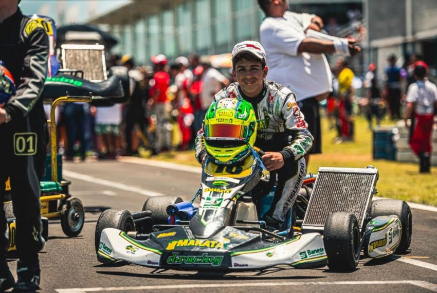 Guilherme Figueiredo vai disputar etapa do Florida Winter Tour